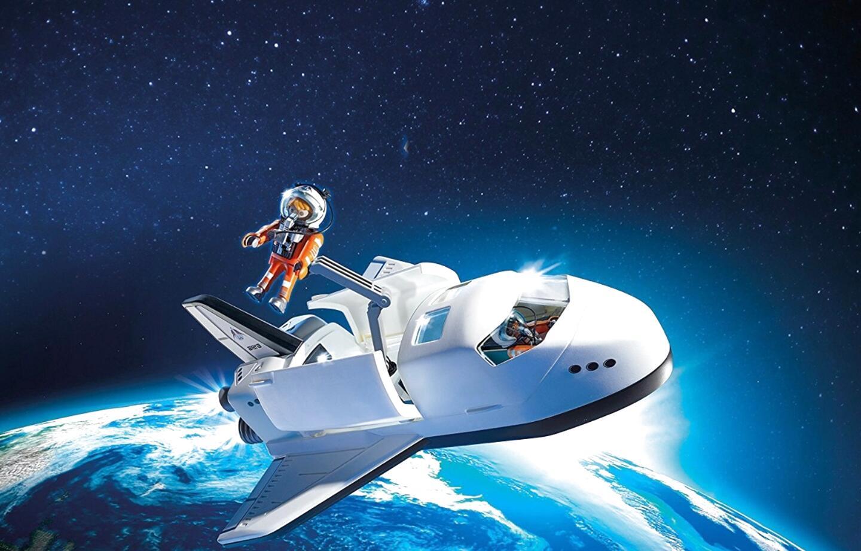 nave espacial playmobil de segunda mano