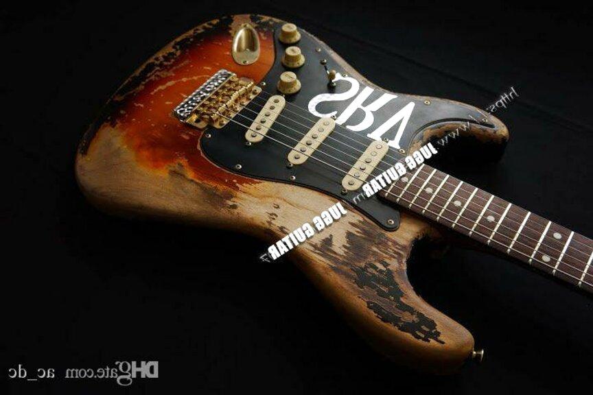 rare guitar de segunda mano