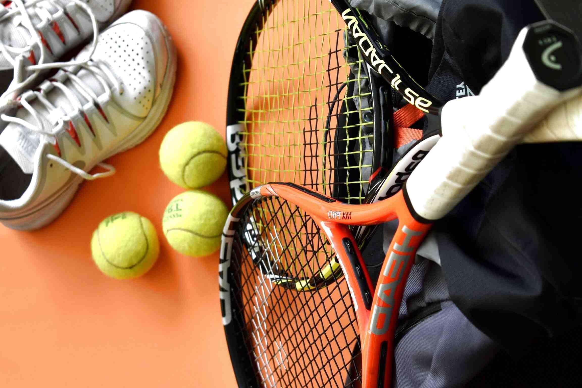 raquetas tenis barcelona de segunda mano