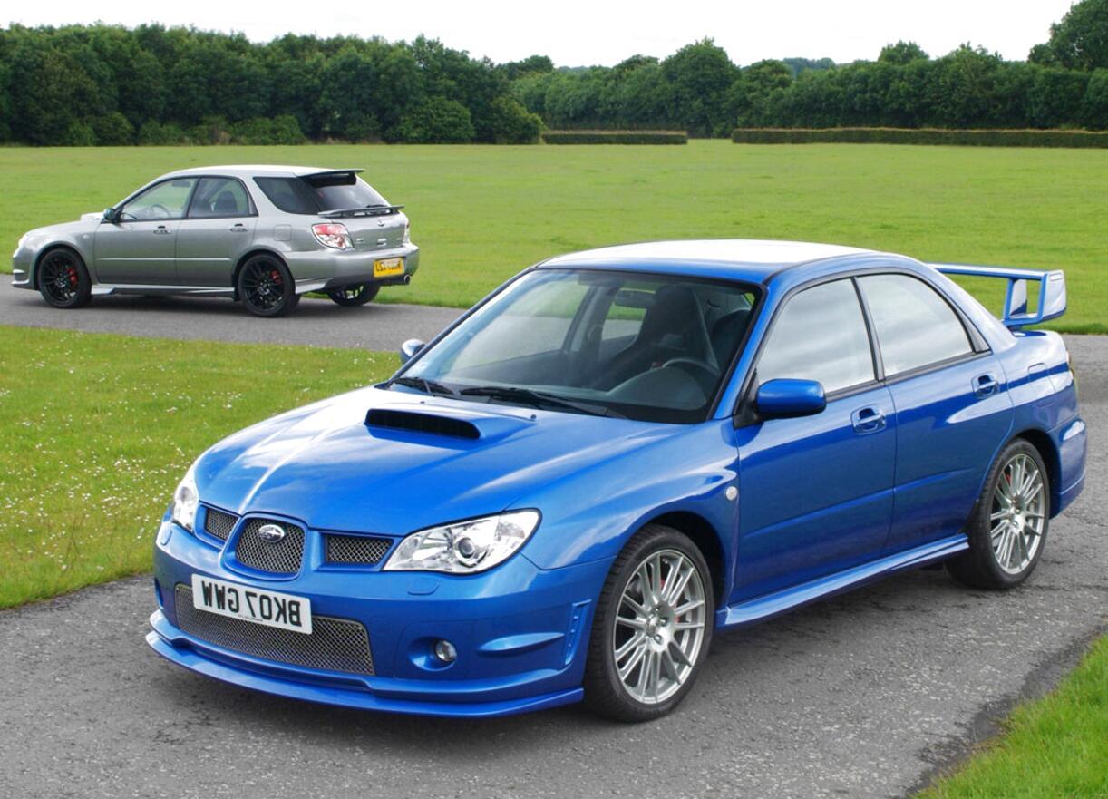 Rey Alfombrillas/® 2007-2011 Goma El Toro Alfombrillas Subaru Impreza