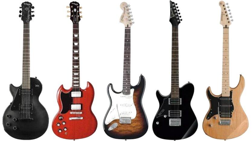 guitarra marcas de segunda mano