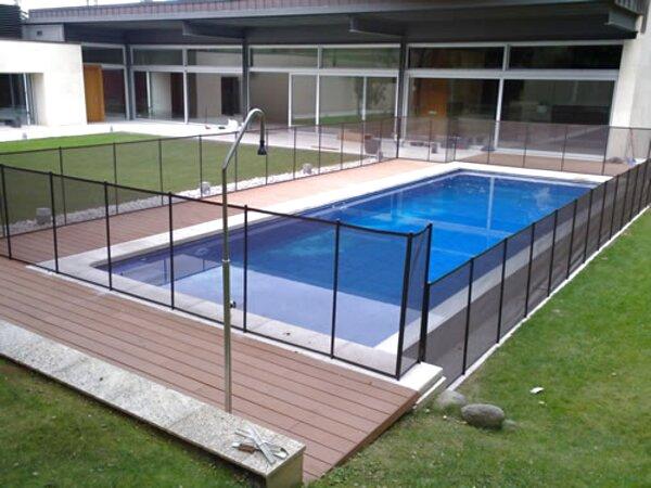 vallas piscinas de segunda mano