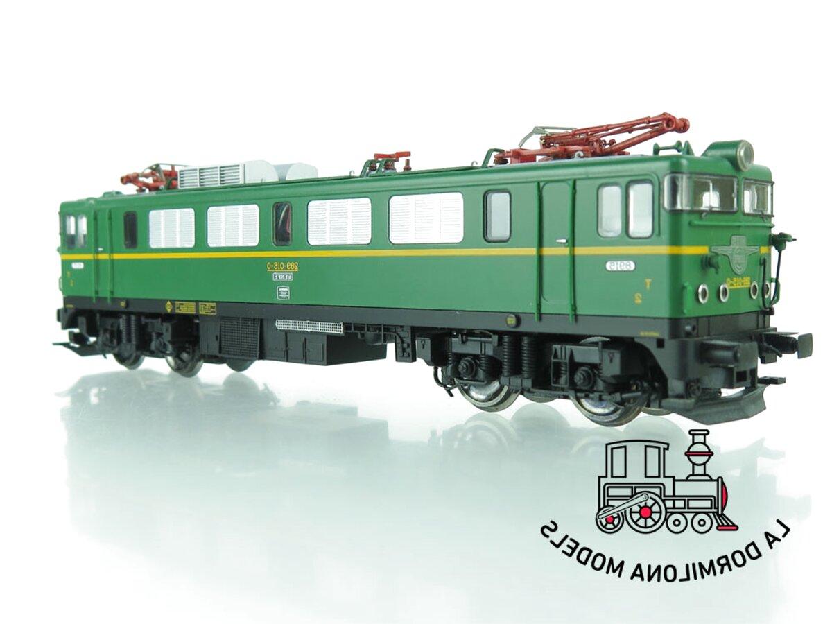 locomotora h0 de segunda mano