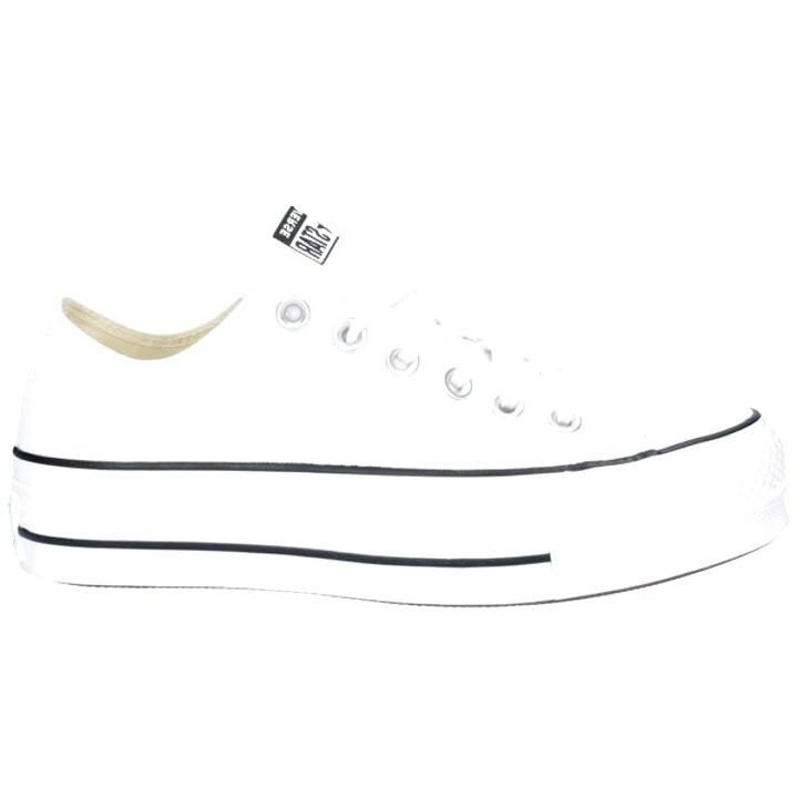 zapatillas converse blancas mujer de segunda mano